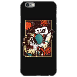 Space ride, taxi iPhone 6/6s Case | Artistshot