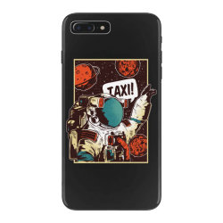 Space ride, taxi iPhone 7 Plus Case | Artistshot