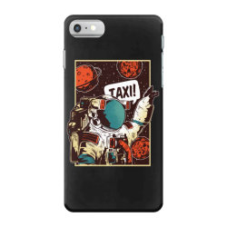 Space ride, taxi iPhone 7 Case | Artistshot