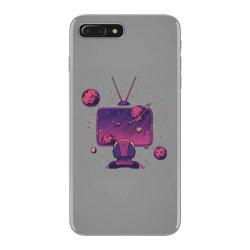 Space Tv iPhone 7 Plus Case   Artistshot