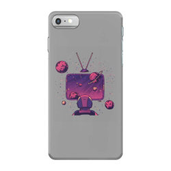 Space Tv iPhone 7 Case | Artistshot