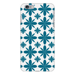 Blue flowers iPhone 6 Plus/6s Plus Case | Artistshot