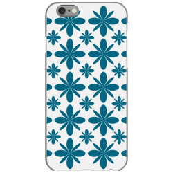 Blue flowers iPhone 6/6s Case | Artistshot