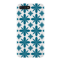 Blue flowers iPhone 7 Plus Case | Artistshot