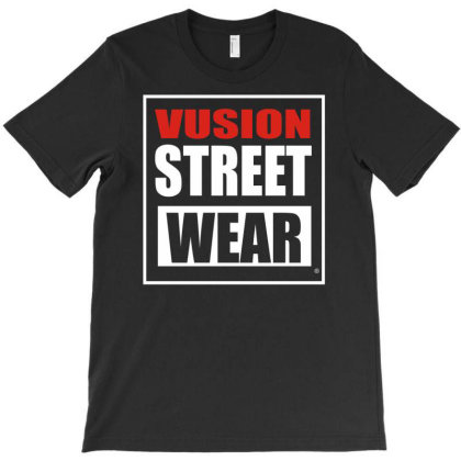 Vision Street Wear T-shirt Designed By Funtee