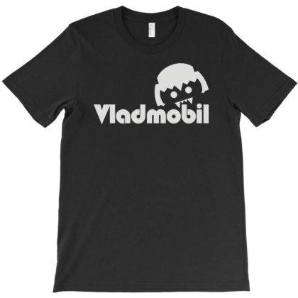 Vladmobil T-shirt Designed By Funtee