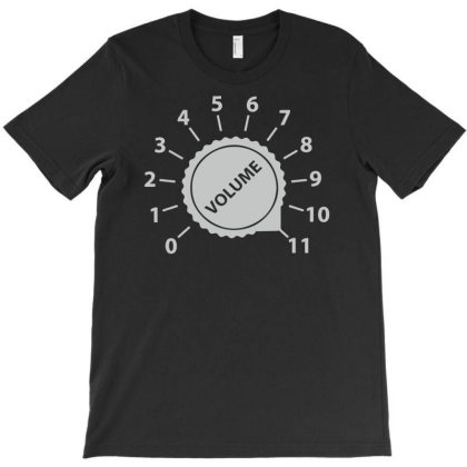Volume T-shirt Designed By Funtee