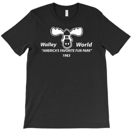 Walley World (2) T-shirt Designed By Funtee