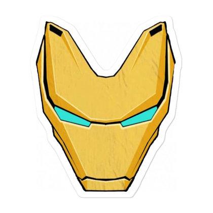 Iron Man Sticker Designed By Pinkanzee