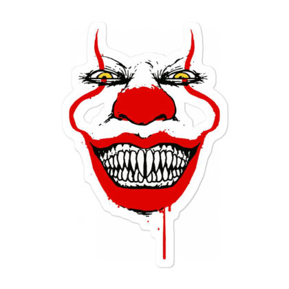 Halloween Grin Sticker Designed By Pinkanzee