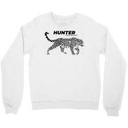 leopard hunter wear Crewneck Sweatshirt | Artistshot