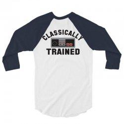 classicaly trained 3/4 Sleeve Shirt | Artistshot