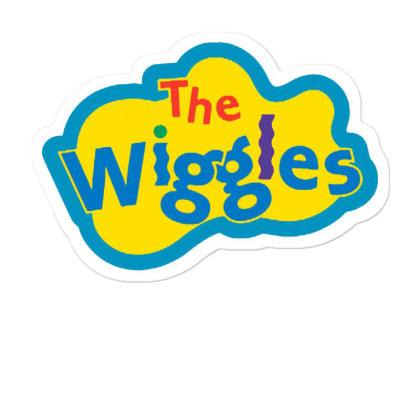 The Wiggles Sticker Designed By Pinkanzee
