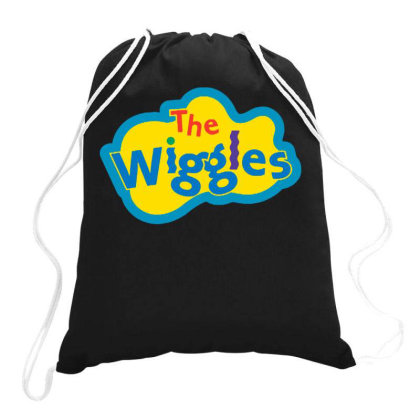 The Wiggles Drawstring Bags Designed By Pinkanzee