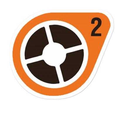 Team Fortress Sticker Designed By Pinkanzee