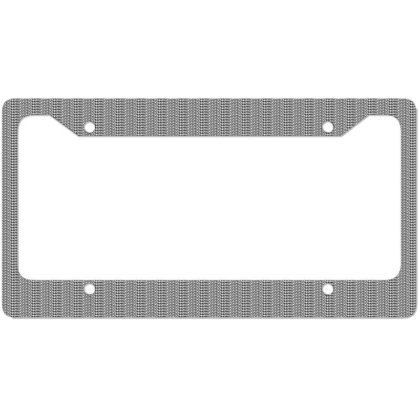 Can We Just License Plate Frame Designed By Pinkanzee