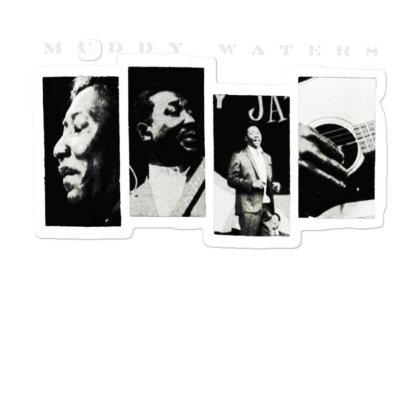 Muddy Waters Sticker Designed By Pinkanzee