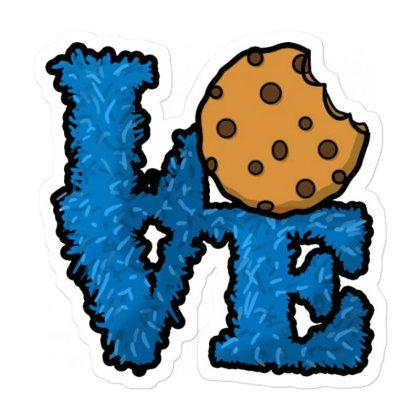 Love Cookies Sticker Designed By Pinkanzee