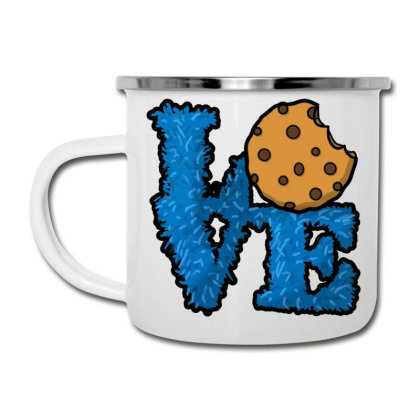 Love Cookies Camper Cup Designed By Pinkanzee