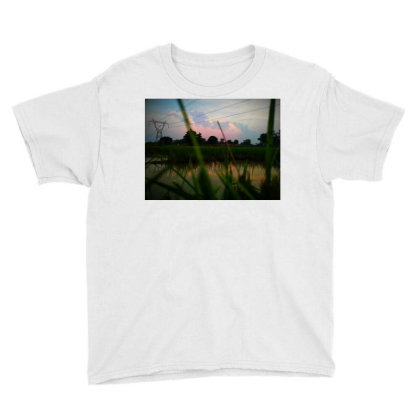Cool Nature Youth Tee Designed By Dineshoram6041