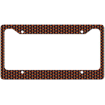 I'm Trash   Forkie License Plate Frame Designed By Pinkanzee