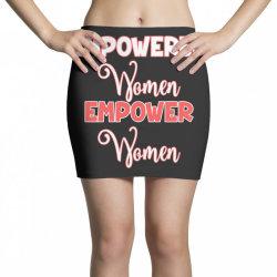 empowered women empower women Mini Skirts   Artistshot