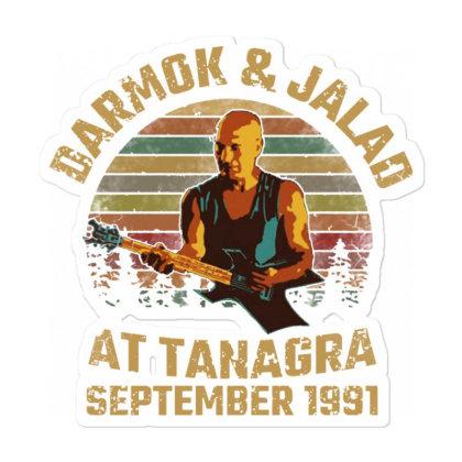 Darmok And Jalad At Tanagra Sticker Designed By Pinkanzee