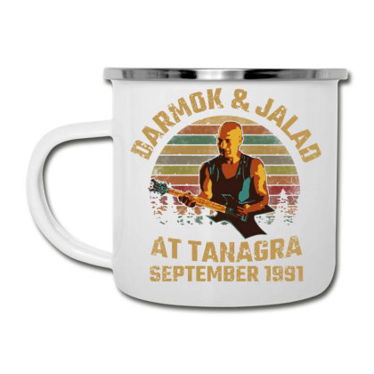 Darmok And Jalad At Tanagra Camper Cup Designed By Pinkanzee