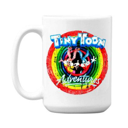 Adventure School Cartoon Worn Look Tv Show 15 Oz Coffe Mug Designed By Pinkanzee