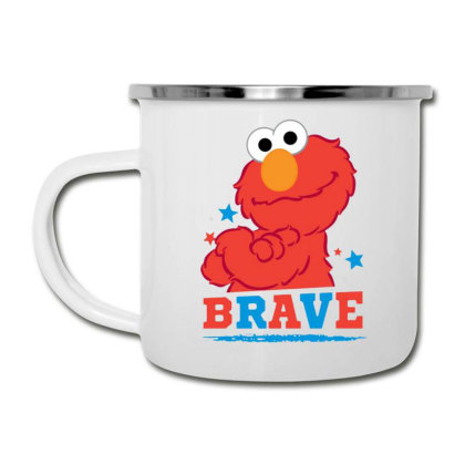 Brave Elmo Camper Cup Designed By Pinkanzee