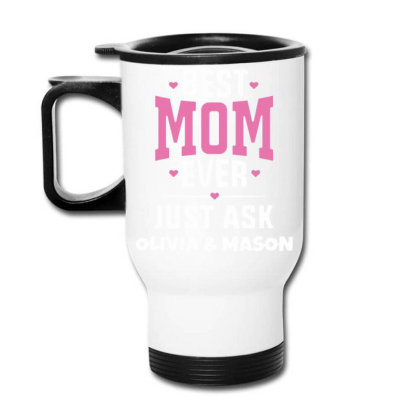 Best Ever Travel Mug Designed By Pinkanzee