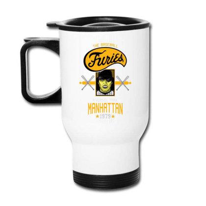 Baseball Travel Mug Designed By Pinkanzee
