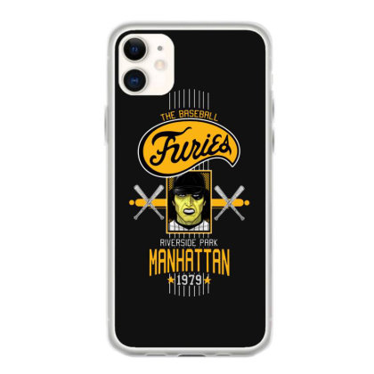 Baseball Iphone 11 Case Designed By Pinkanzee