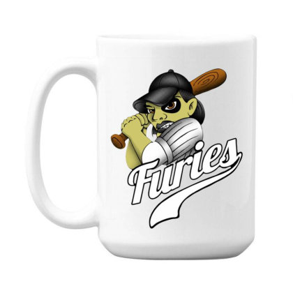 Baseball 15 Oz Coffe Mug Designed By Pinkanzee