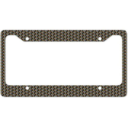 United States Space Force Vintage License Plate Frame Designed By Pinkanzee