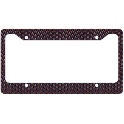 Time To Get Star Spangled Hammered License Plate Frame Designed By Pinkanzee