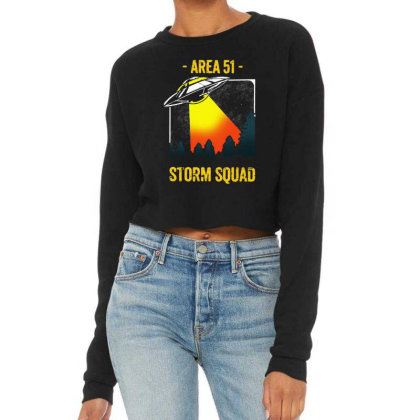 They Can't Stop Us All Cropped Sweater Designed By Pinkanzee
