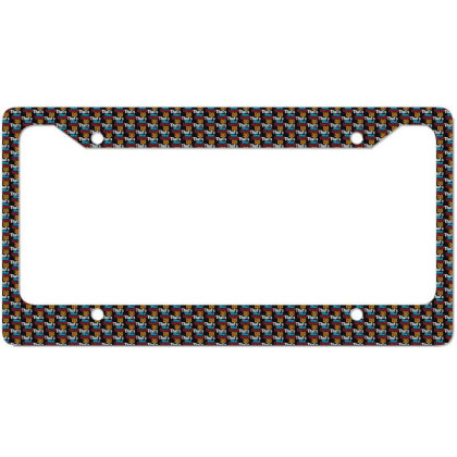 That's What License Plate Frame Designed By Pinkanzee