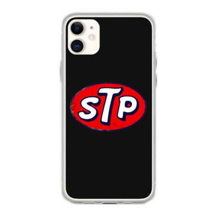 Stp Motor Oil Distressed Vintage Iphone 11 Case Designed By Pinkanzee