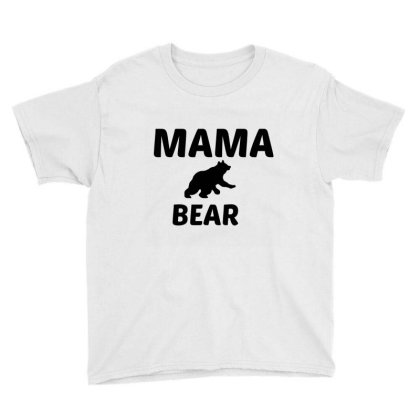 Mama Bear Youth Tee Designed By Perfect Designers