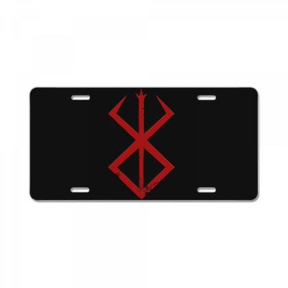 Berserk License Plate Designed By Kiva27