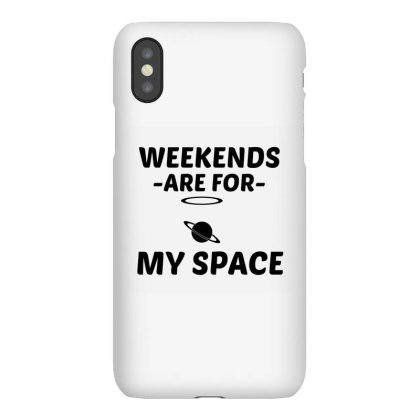 My Space Weekend Iphonex Case Designed By Perfect Designers