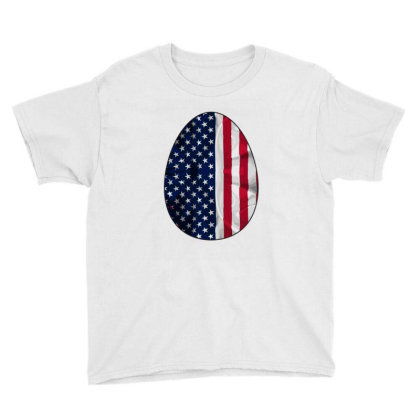 American Flag Youth Tee Designed By Bettercallsaul