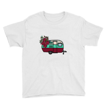 Camper Youth Tee Designed By Bettercallsaul