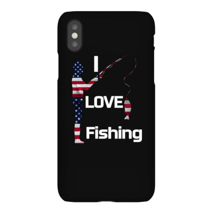 I Love Fishing Iphonex Case Designed By Bettercallsaul