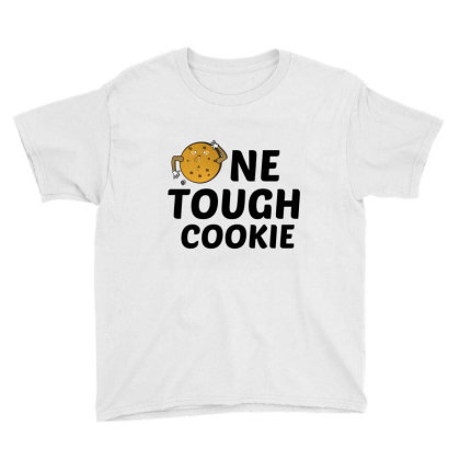 One Tough Cookie Youth Tee Designed By Perfect Designers