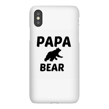 Papa Bear Iphonex Case Designed By Perfect Designers