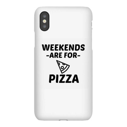 Pizza Weekend Iphonex Case Designed By Perfect Designers