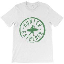 hunter gatherer worker T-Shirt | Artistshot