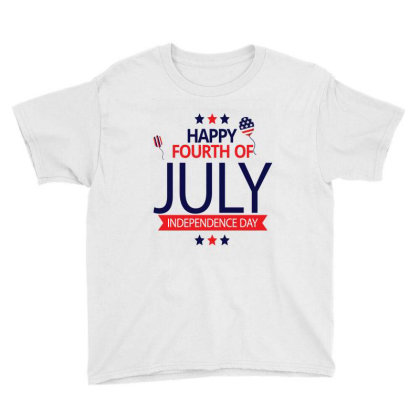 Independence Day Youth Tee Designed By Tshirtartindia